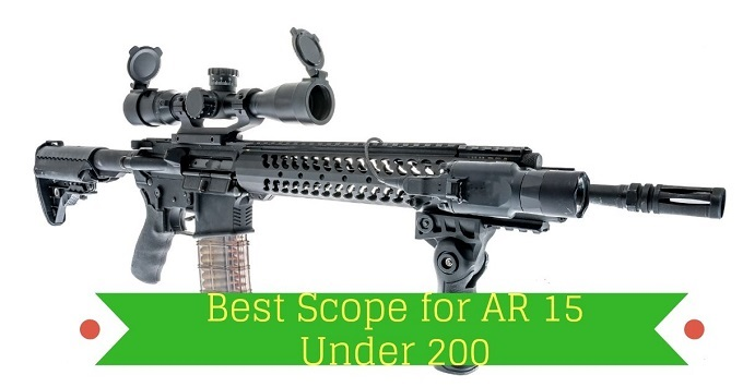 Best Scope for AR 15 Under 200