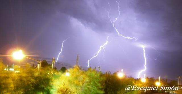 Tormentas Eléctricas (Fotos Imperdibles)