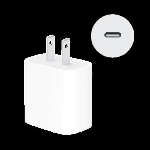 Adaptador de Poder 20W USB C