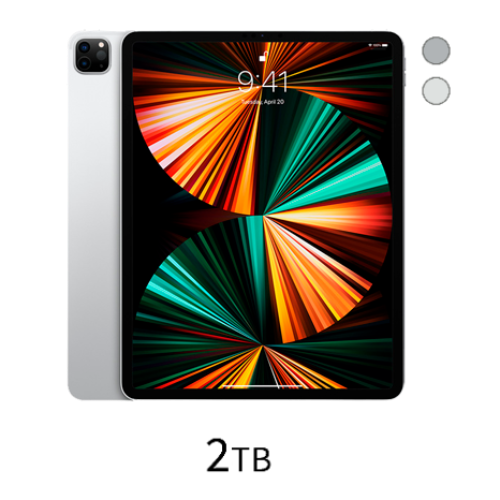 iPad Pro 12.9-inch Wi-Fi 2TB