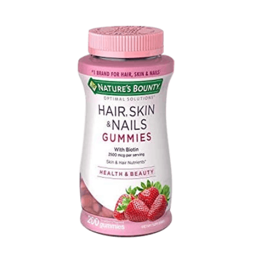 Hair, Skin & Nails - 200 Gummies