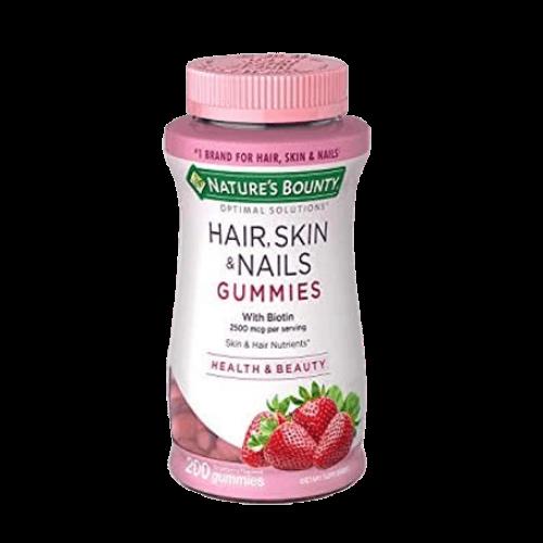 Hair, Skin & Nails - 200 Gummies