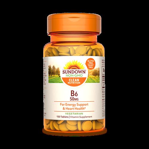 B6 - 50 mg