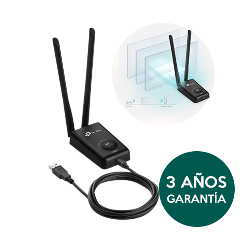 Adaptador USB Rompemuros - TL-WN8200ND