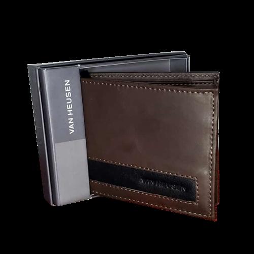 Billetera de Cuero Van Heusen