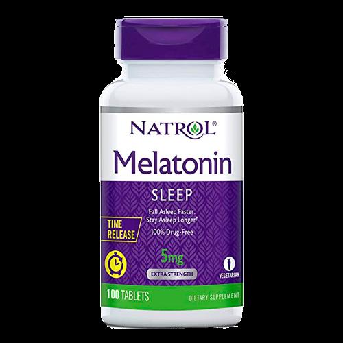 Melatonina Natrol 5mg 100 unidades