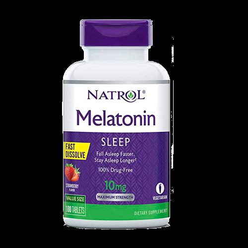 Melatonina Natrol 10mg 100 unidades