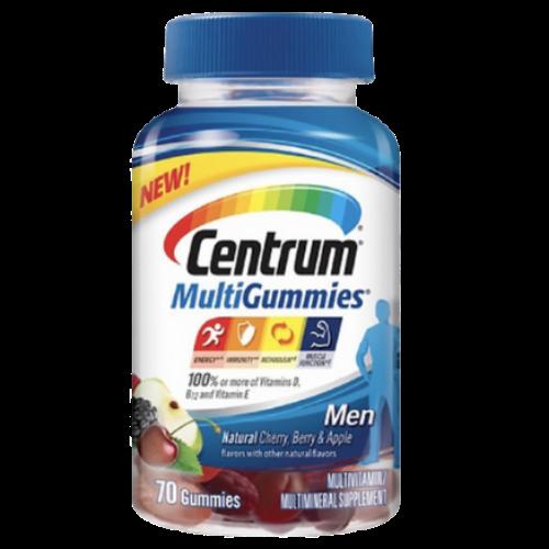 Centrum Men Multigummies - 70 gummies