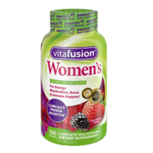 Vitafusion Women's 150 caps