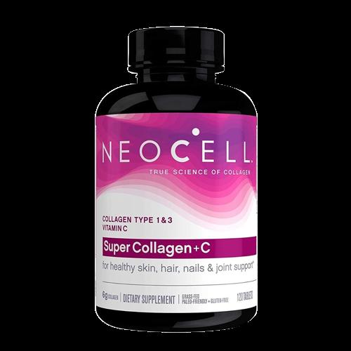 Neocell - Super Colageno + C - 120 caps
