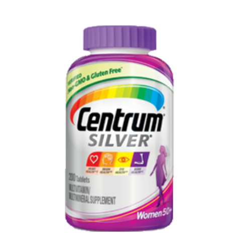 Centrum Silver Mujer 50+ - 250 caps