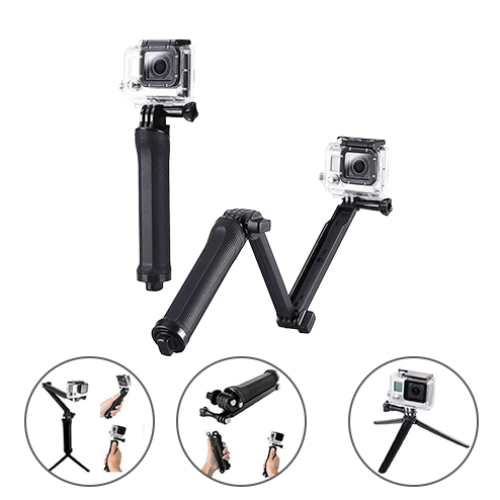 3-way Monopod