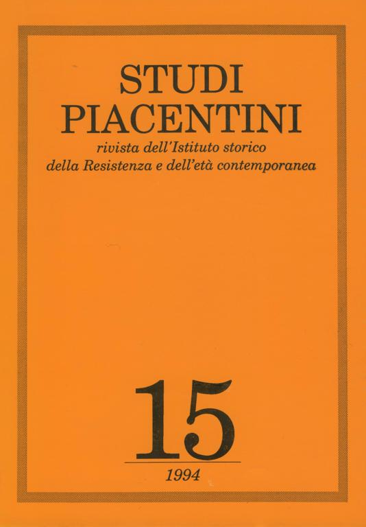 Studi Piacentini/15