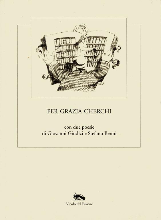 Per Grazia Cherchi