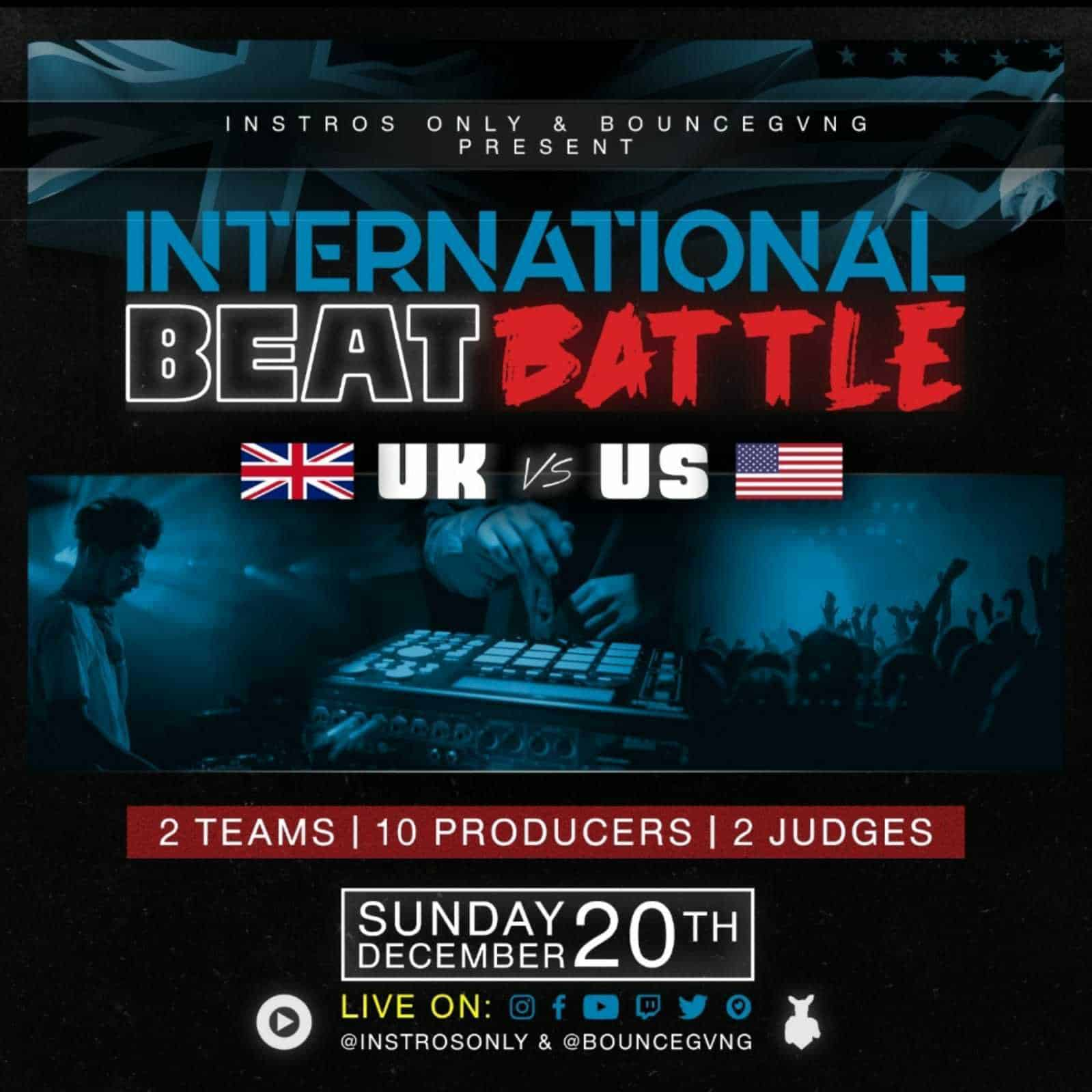 International Beat Battle