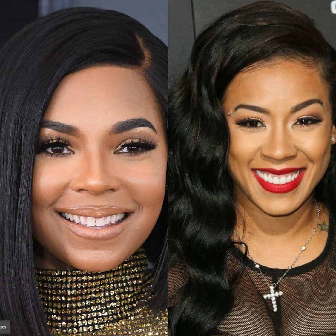 Ashanti & Keyshia Cole's 'Verzuz' Date Finally Set Bounce Gvng