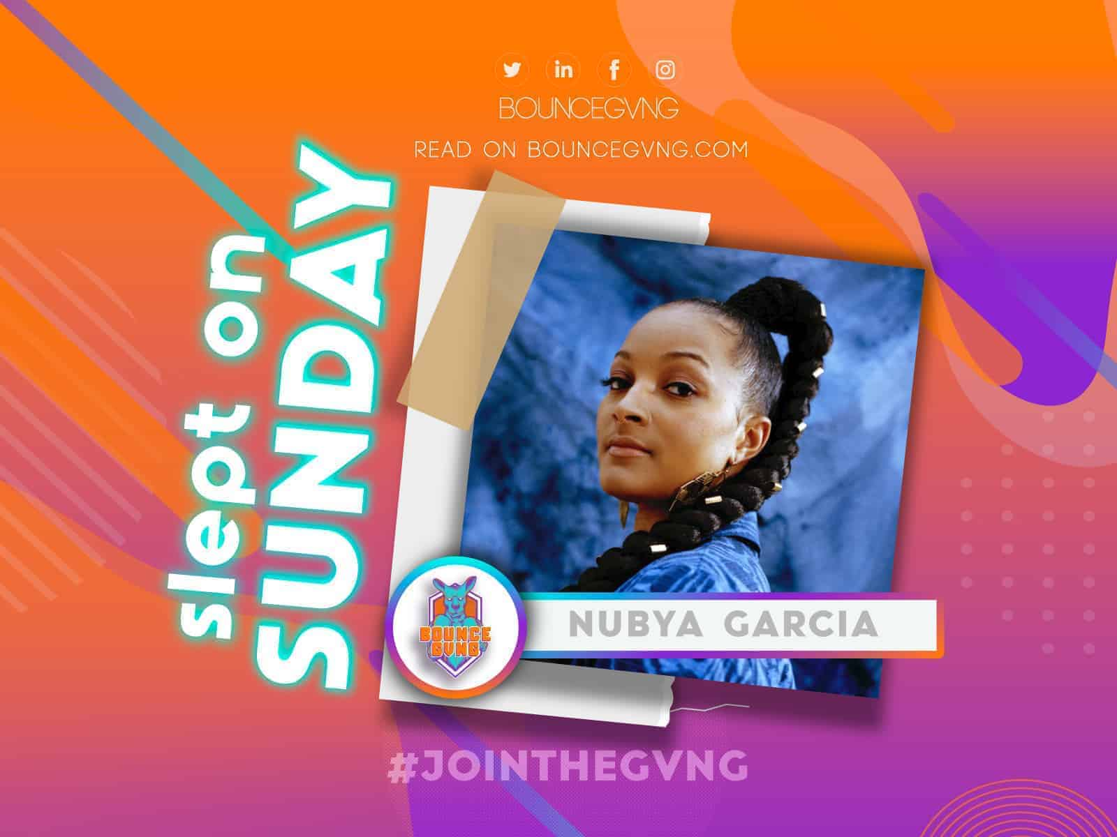 Nubya Garcia Slept On Sunday