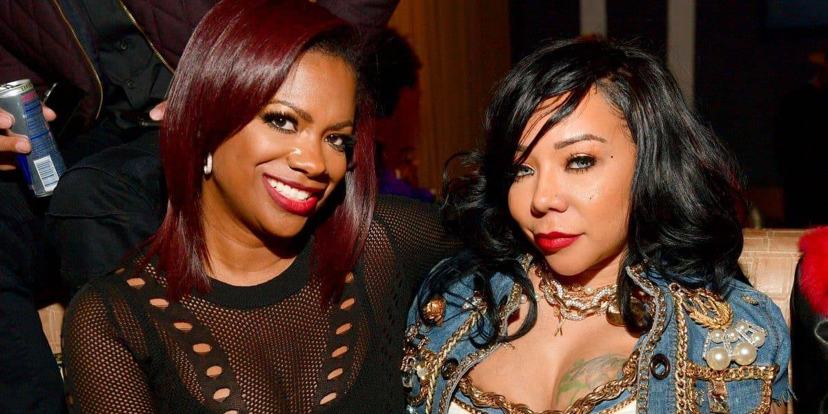"""Written By Black Artists: Kandi Burruss and Tameka """"Tiny"""" Cottle from Xscape are writers on The Shape of You by Ed Sheran"""