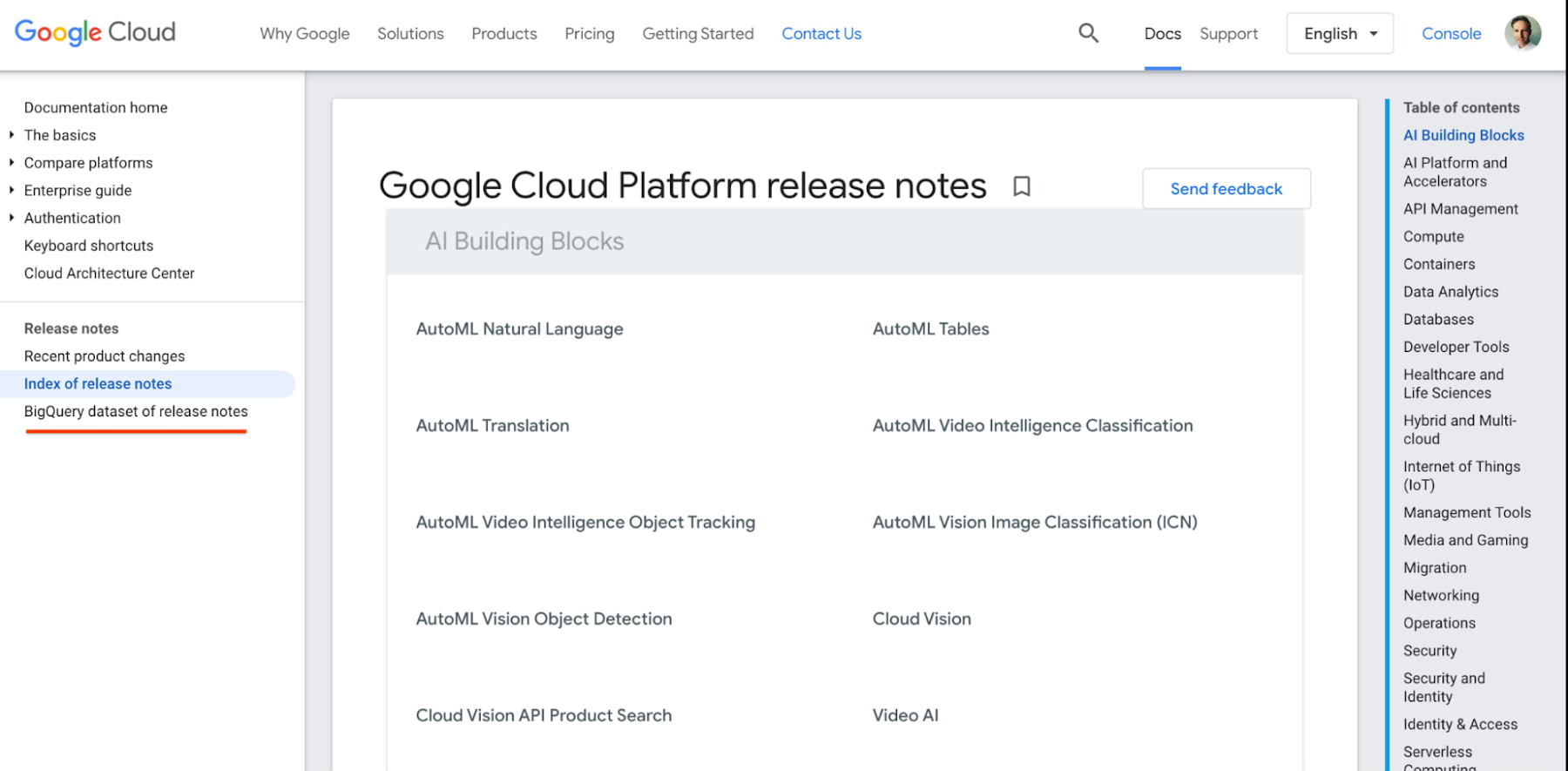 1 Access the BigQuery release notes dataset.jpg
