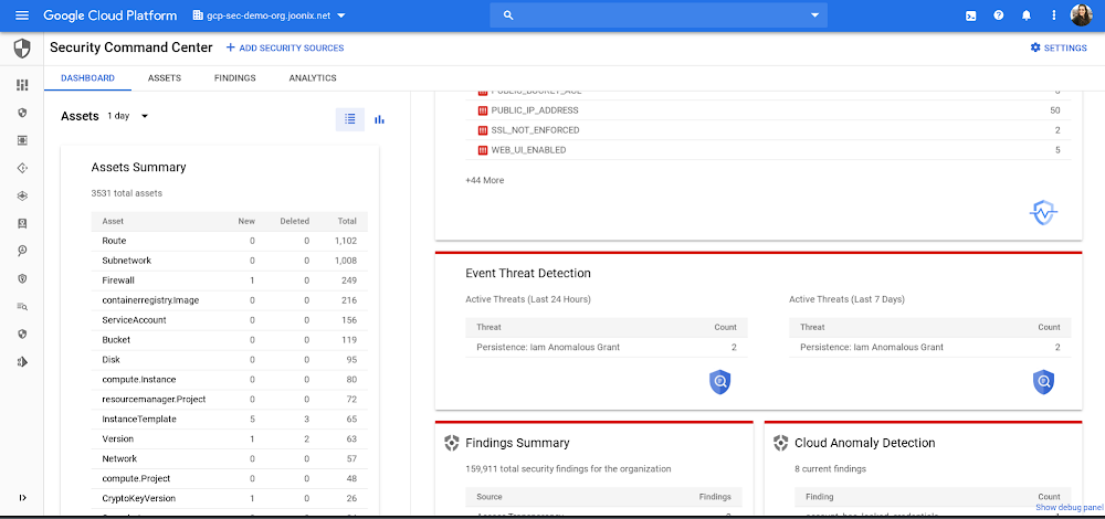 Detect and respond to high-risk threats in your logs with Google Cloud