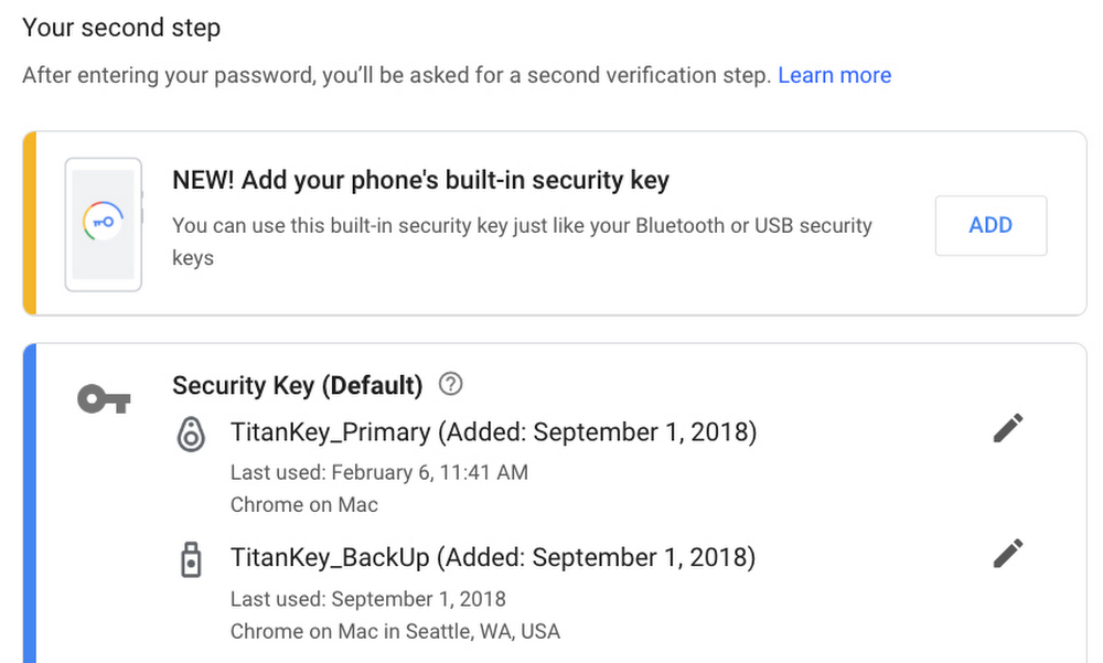 2-Step Verification (2SV) settings page.png