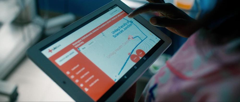 LifeBank's life-saving app