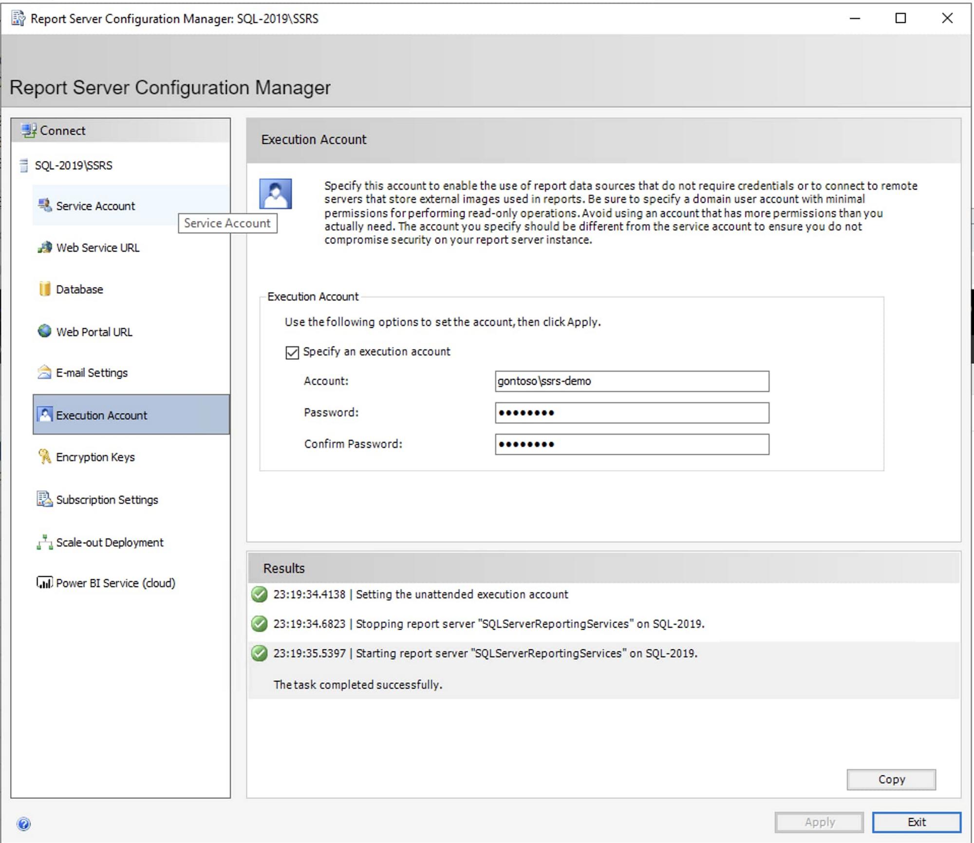 9 Report Server Configuration Manager.jpg