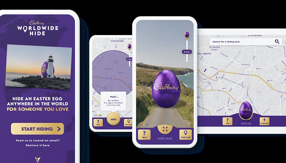 Cadbury Experience Across Platforms