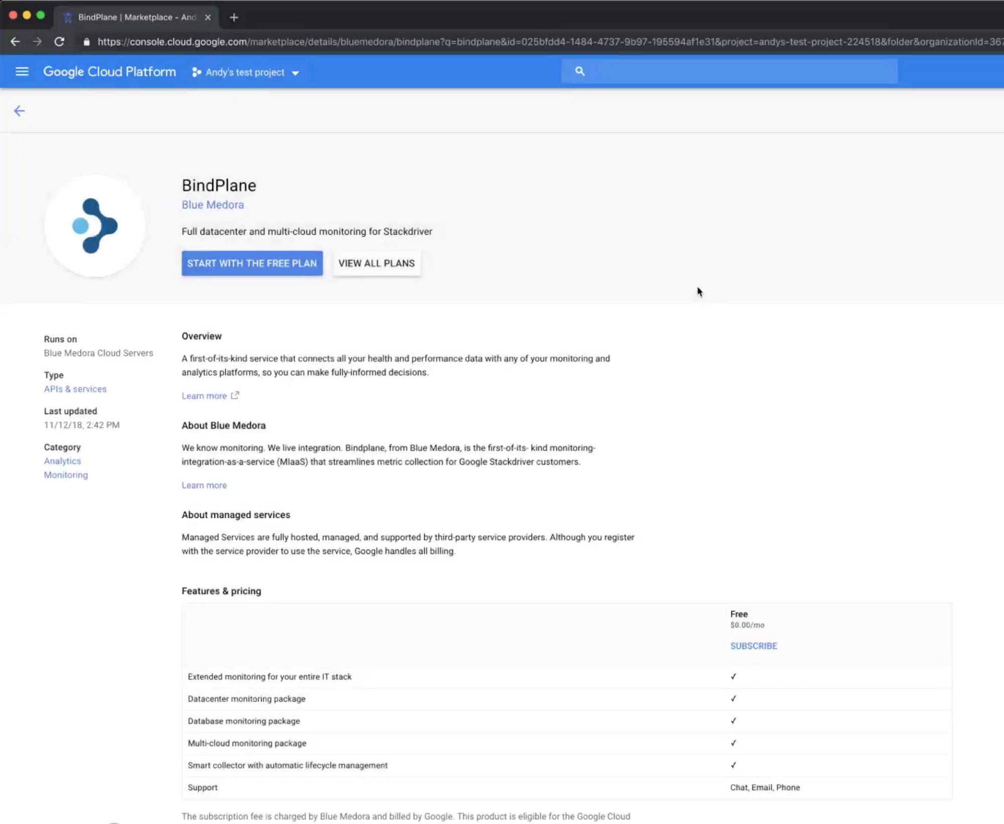 BindPlane listing in the Google Cloud Marketplace.png