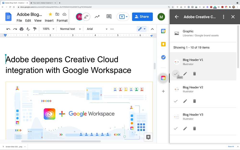 Creative Cloud repository in Google Docs.jpg