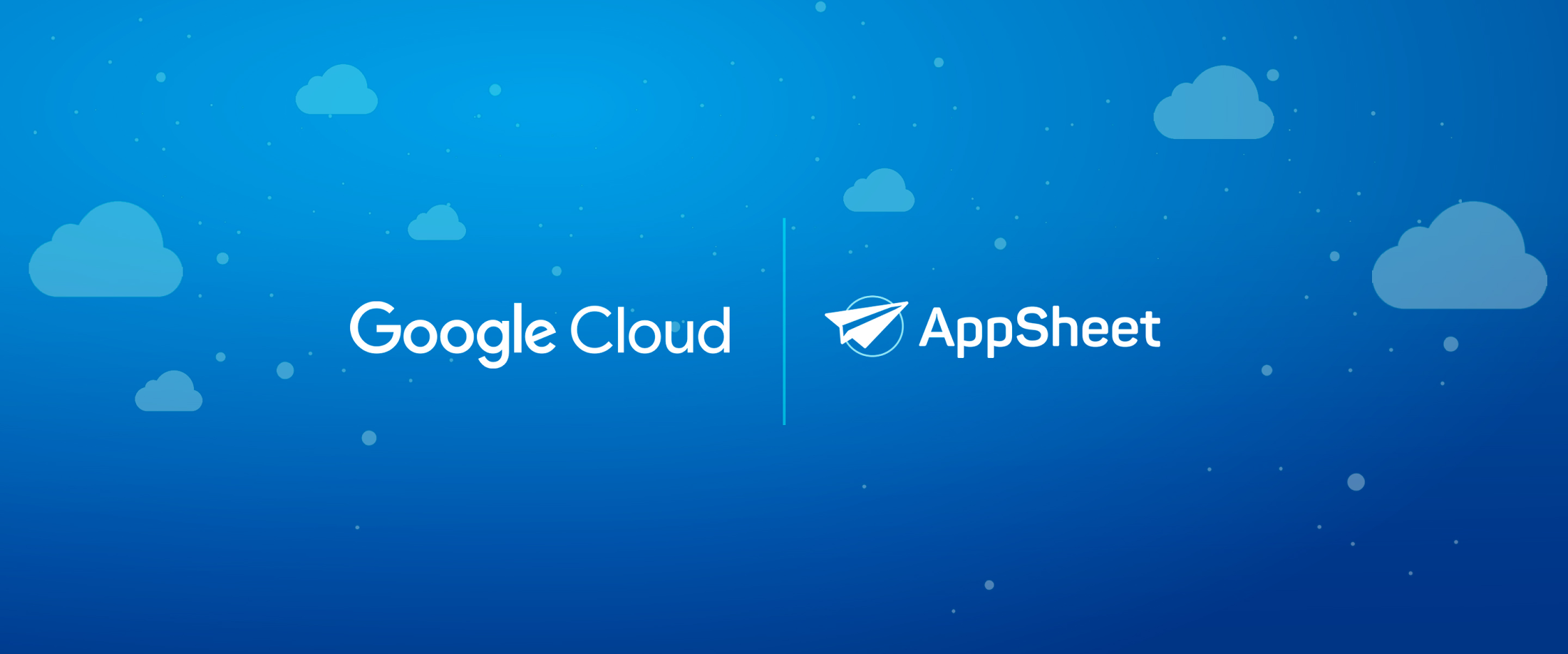 Google acquired AppSheet