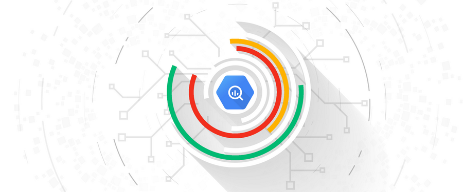 BigQuery Stylized Concept Image