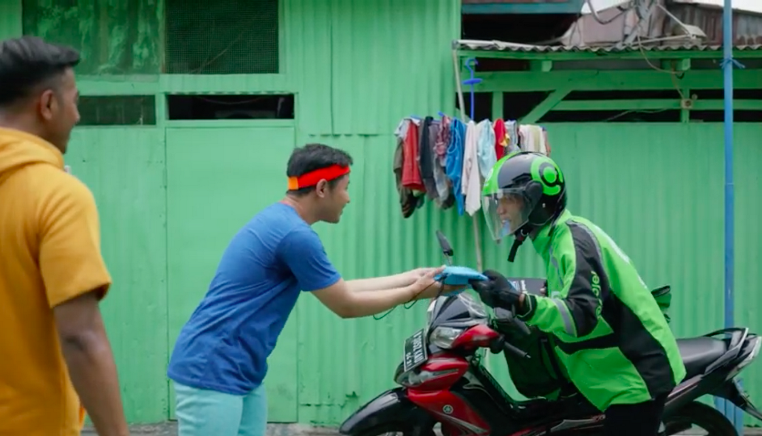 Gojek delivery