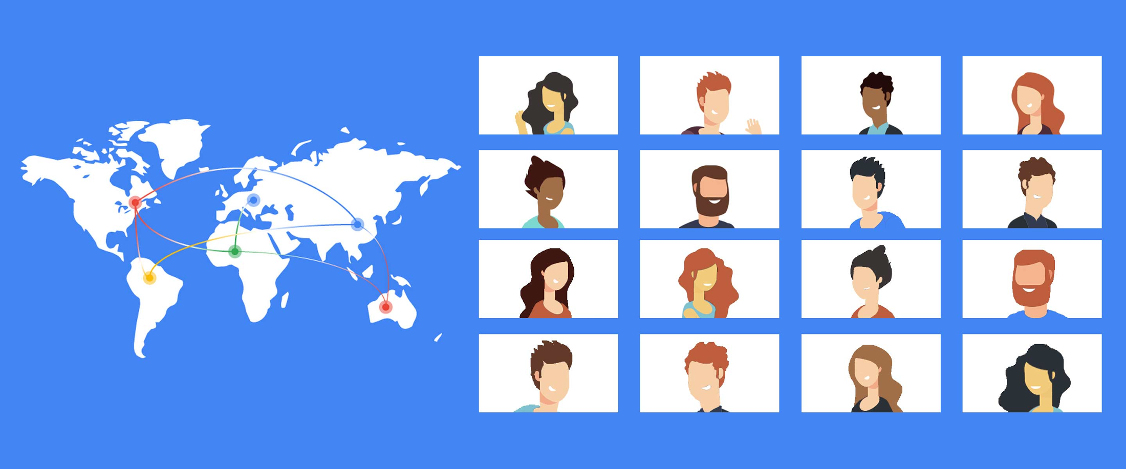 Introducing tiled view, and other top-requested features in Google Meet | Google Cloud Blog
