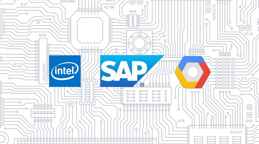 Intel SAP GCP