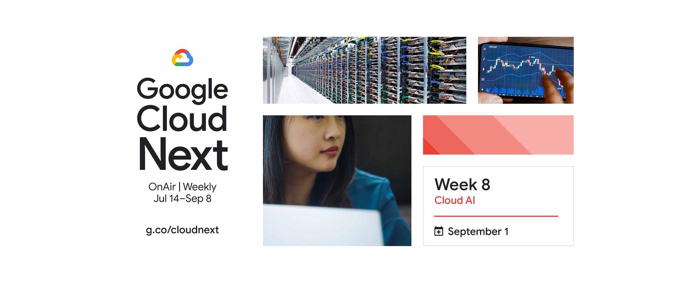 An AI gold mine: What happened at Google Cloud Next '20 OnAir