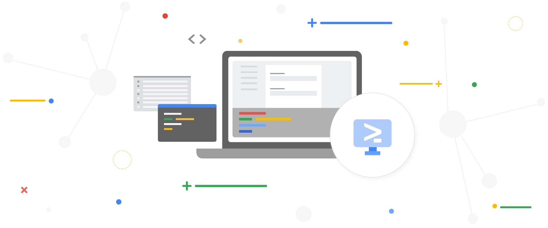 We're excited to announce a new documentation feature that lets you run code samples in Cloud Shell, without leaving the page. Sign in to your Googl