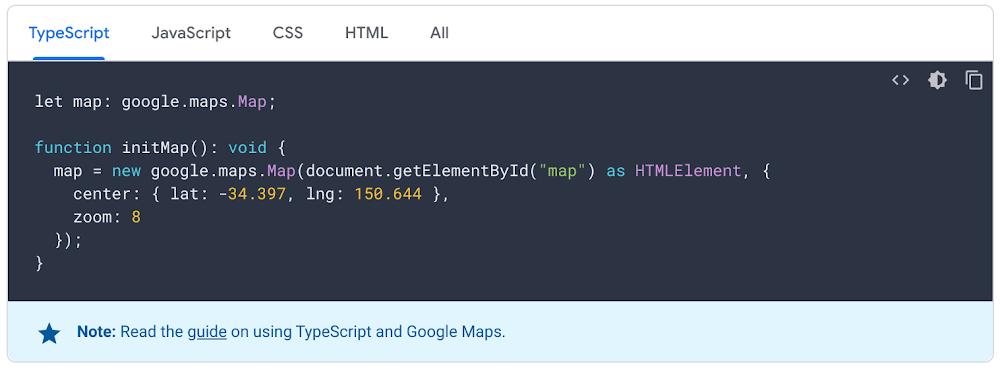 TypeScript Snippet