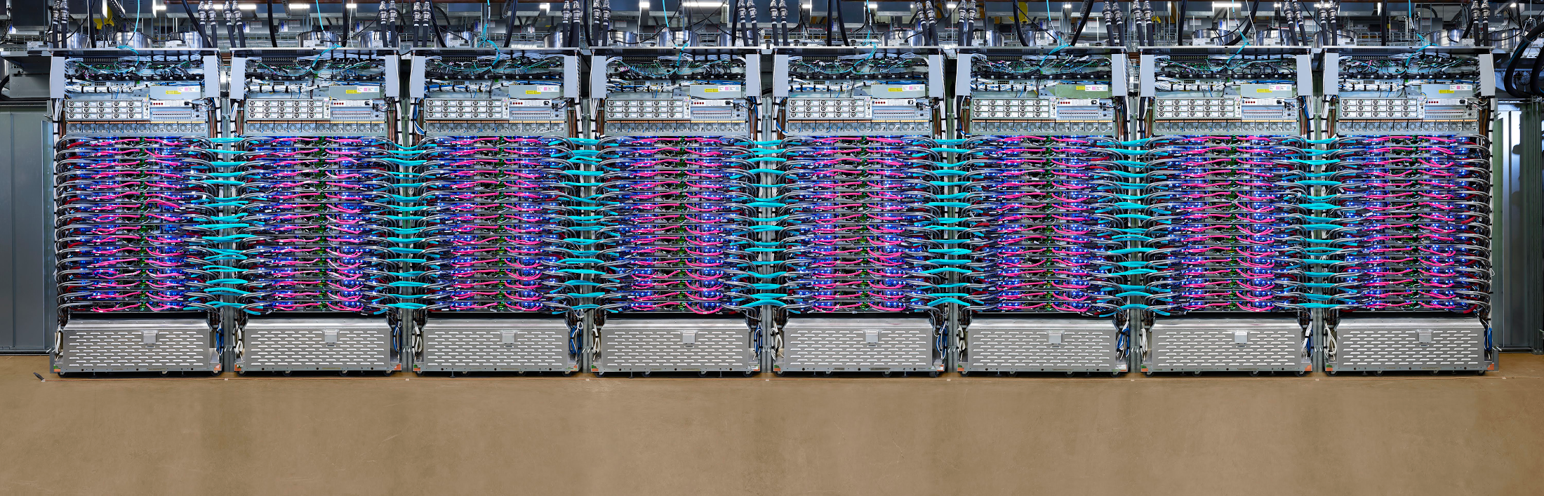 Cloud TPU Pods break AI training records | Google Cloud Blog