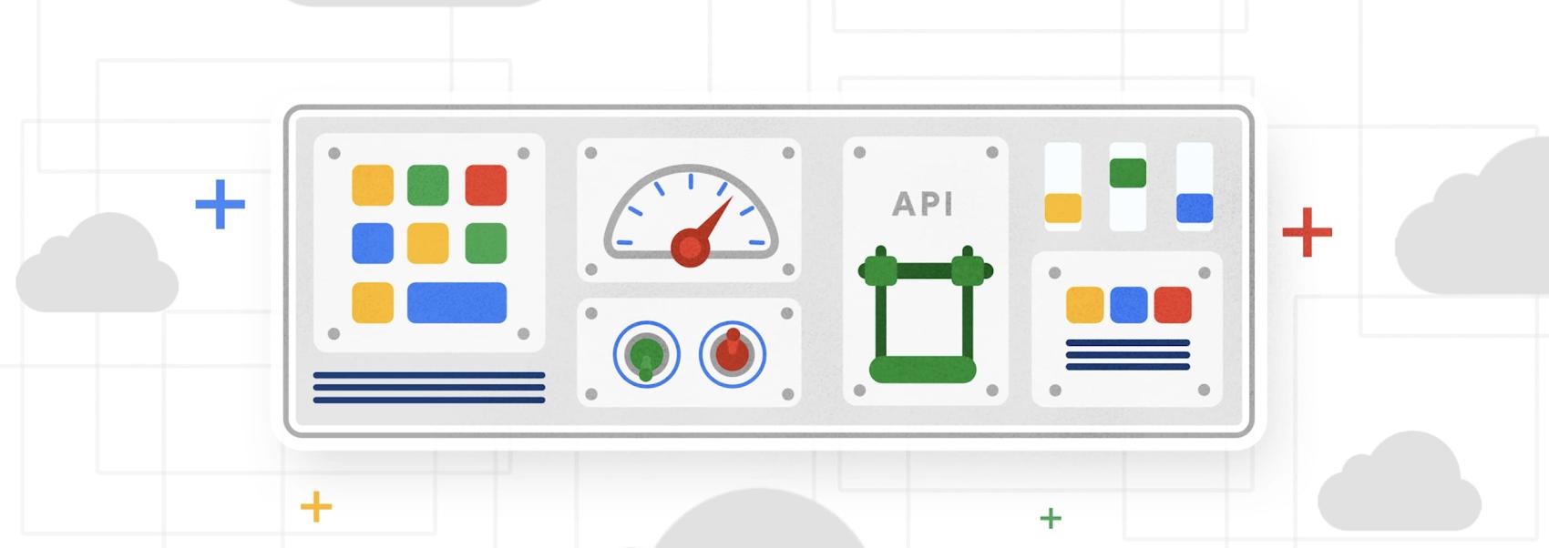 API Dashboard Diagram