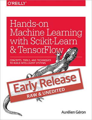 The book for getting hands-on with machine learning, deep