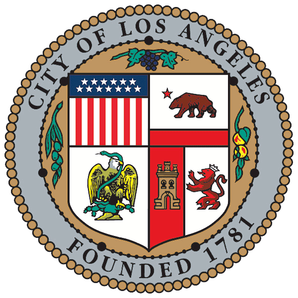 City of Los Angeles Crest