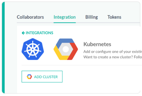 Introducing automated deployment to Kubernetes and Google Container