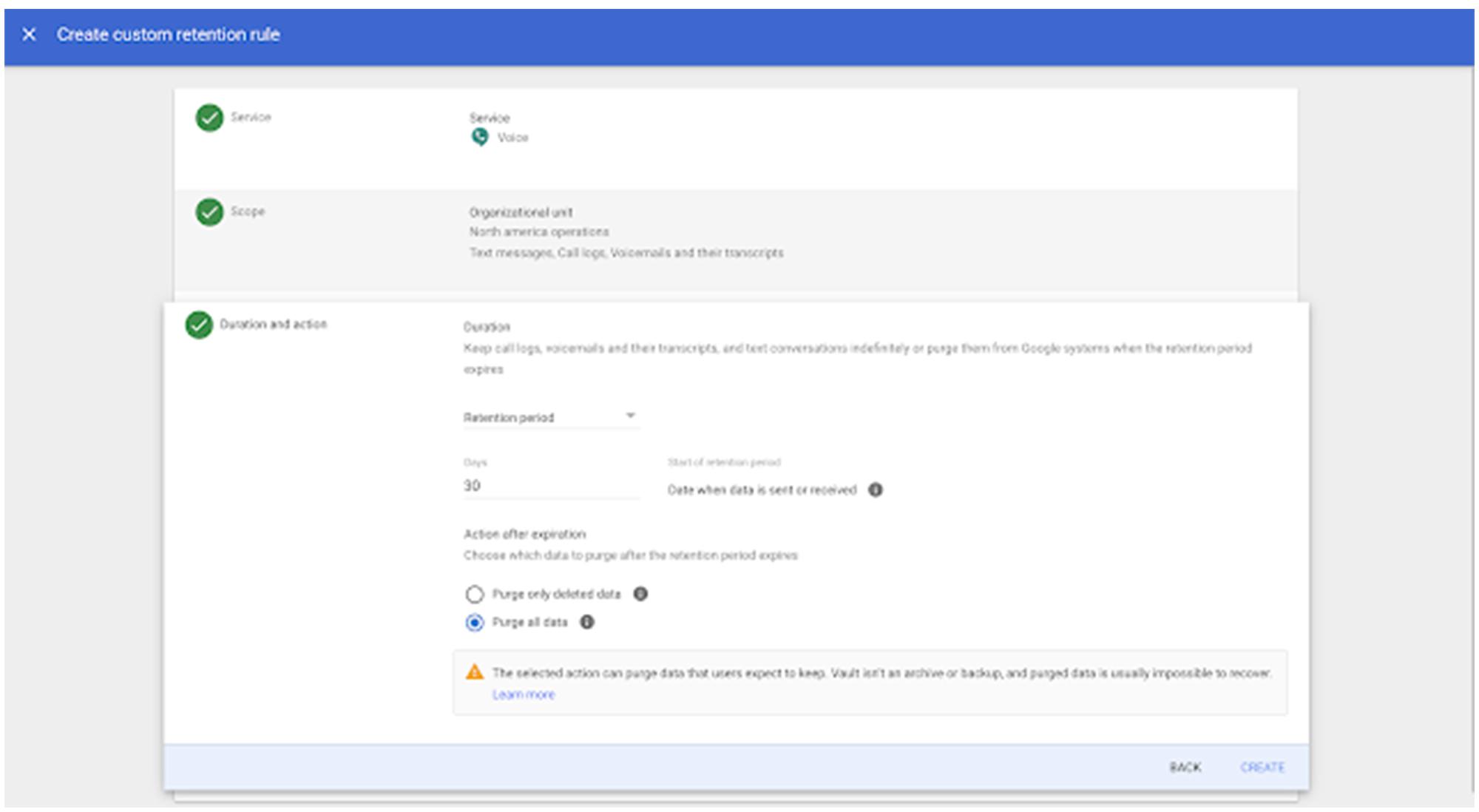 custom retention rule for Google Voice.jpg