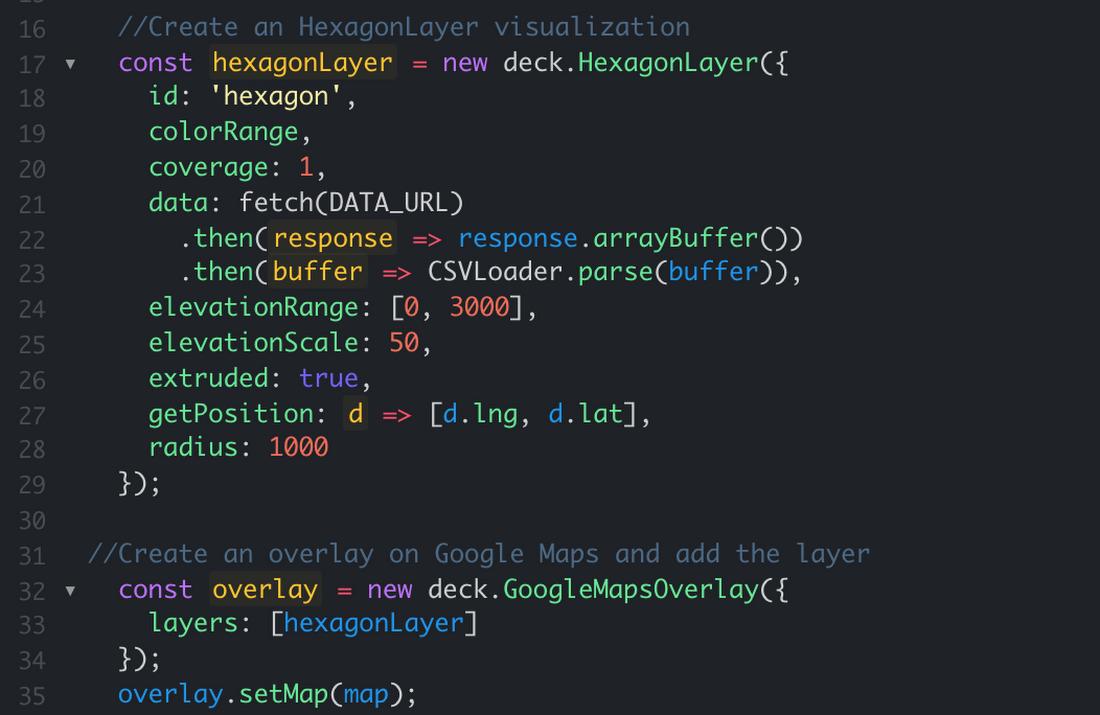 deckgl code example