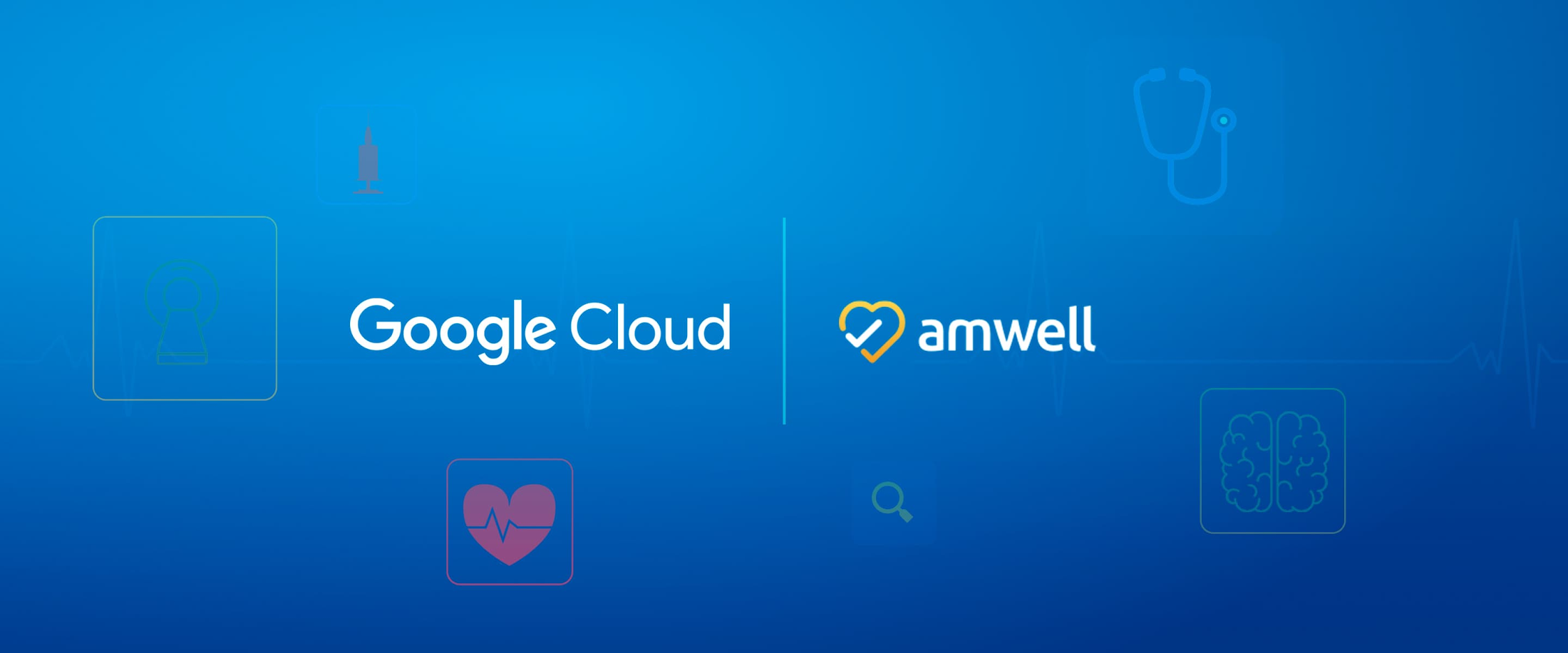 Google Cloud partners with Amwell to advance telehealth