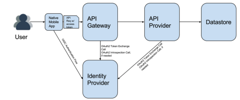 Identity Propagation in an API Gateway Architecture | Google