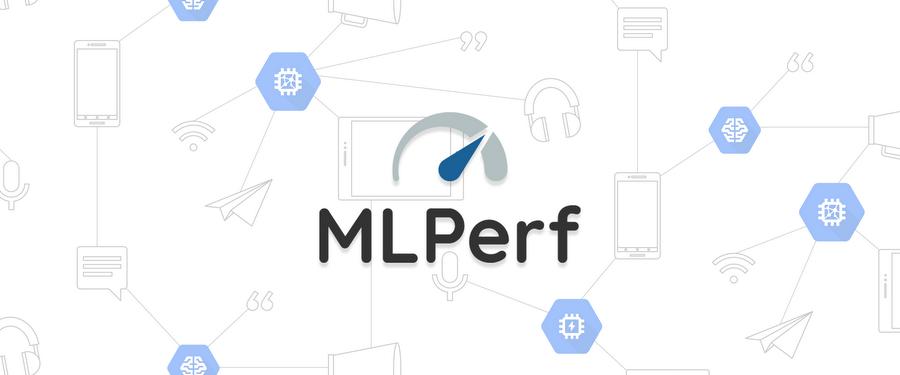 MLPerf benchmark hero image