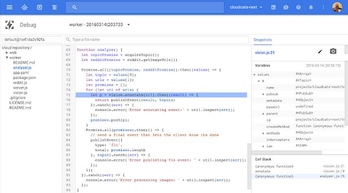 Node js on Google App Engine goes beta | Google Cloud Blog