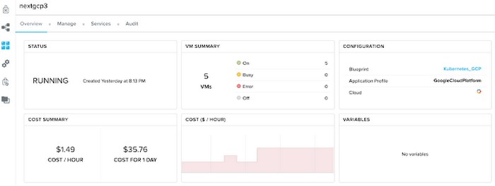 Going Hybrid with Kubernetes on Google Cloud Platform and